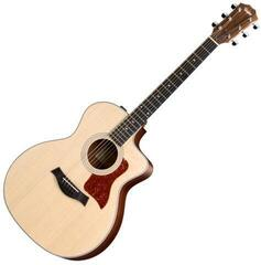 Taylor Guitars 214ce Grand Auditorium Acoustic Electric with Cutaway