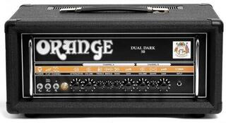 Orange Dual Dark 50W High-Gain Guitar Head Black (B-Stock) #916109