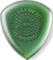 Dunlop 547R FLOW Jumbo Grip 420 Pick