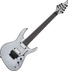 Jackson Chris Broderick Soloist 7 Transparent White