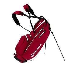 Taylormade Flextech Waterpoorf Red/White Stand Bag 2019