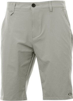 Oakley Take Pro Shorts Herren Stone Gray 38