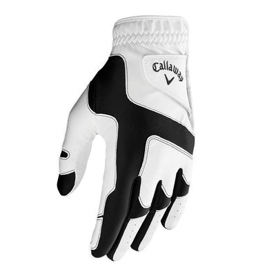 Callaway Opti Fit Womens Golf Glove 2019 White RH