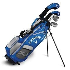 Callaway XJ1 4-piece Junior Set Left Hand Blue