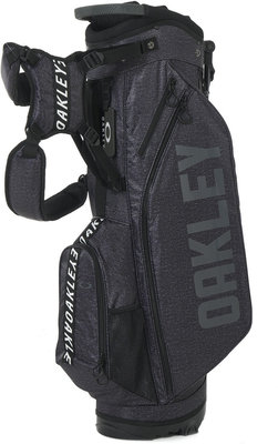 Oakley Bg Stand 12.0 Black/Heather Stand Bag