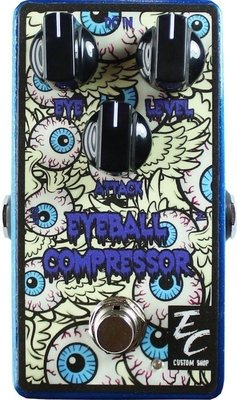 EC Pedals Eyeball Compressor