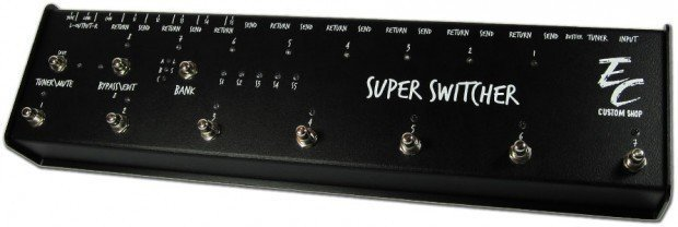 EC Pedals Super Switch
