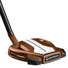 TaylorMade Spider X Copper/White Slant Neck Putter #3 Right Hand 34
