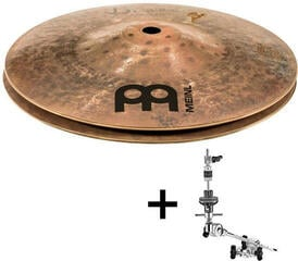 Meinl Artist Concept Model 08''/08'' Crasher Hats