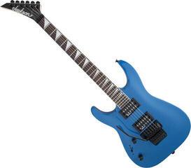 Jackson JS32L Dinky DKA AH LH Bright Blue