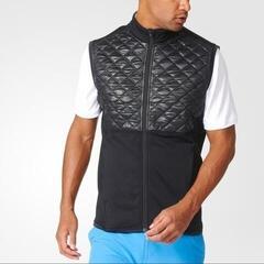 Adidas Climaheat Primaloft Prime Fill Thermal Mens Vest Black