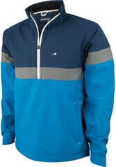 Benross Hydro Pro 1/4 Zip Waterproof Mens Jacket Electric Blue L