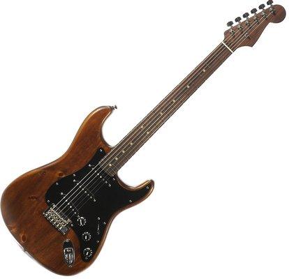 Fender Reclaimed Eastern Pine Stratocaster