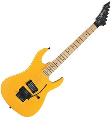 BC RICH GRY Gunslinger Retro Yellow