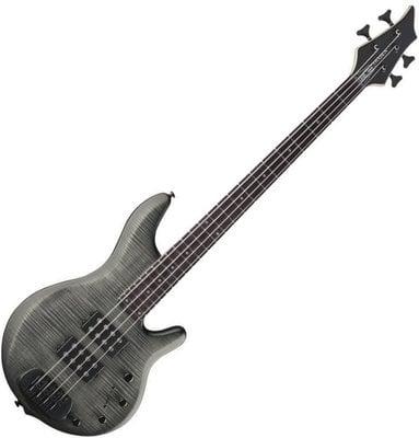 Traben TRAC4SBW Chaos 4 Series Bass Guitar Black Wash Satin