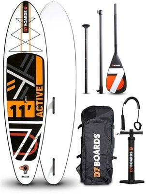 D7 SUP Board 11,0 Active WS Set