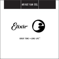 Elixir 13009 Plain Steel Guitar String .009