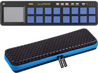 Korg NanoPAD2 BLYL Set