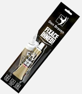 Den Braven MAMUT Glue FIX FLEX White 25ml