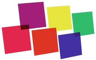 Eurolite Color filter Set  64 - 6