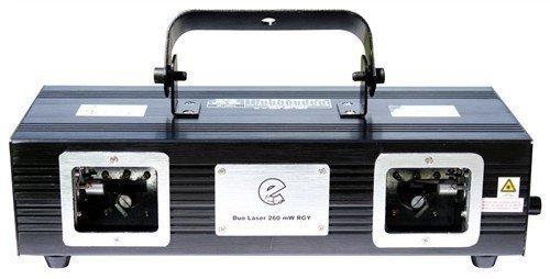eLite Duo Laser 260 mW RGY