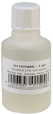 Eurolite UV stamping color 50 ml Blue