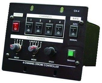 Eurolite Strobo controller CH-4