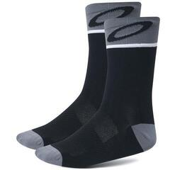 Oakley Cycling Socks Blackout