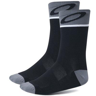 Oakley Cycling Socks Blackout L