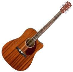 Fender CD-140SCE Dreadnought WN All-Mahogany