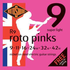 Rotosound R9 Roto Pinks