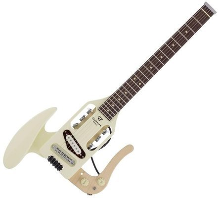 Traveler Guitar Pro Series Mod X Vintage White