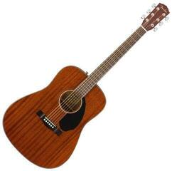 Fender CD-60S Dreadnought WN All-Mahogany