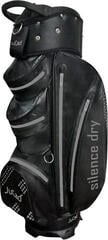 Jucad Silence Dry Black/Titanium Cart Bag