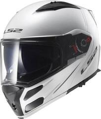 LS2 FF324 Metro Gloss White Fog Fighter XL