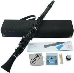 NUVO Clarinéo Standard Kit Black-Black 2.0