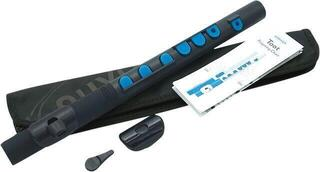 NUVO Toot 2.0 Black-Blue With Keys