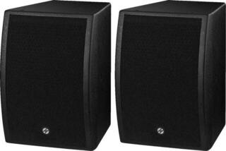 Monacor PA Speaker Cabinet Pair CLUB-1TOP