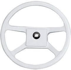 Ultraflex V33W Steering Wheel White