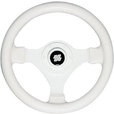 Ultraflex V45W Steering Wheel White
