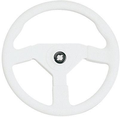 Ultraflex V38W Steering Wheel White