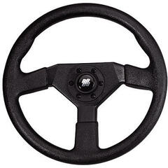Ultraflex V38 Steering Wheel Black