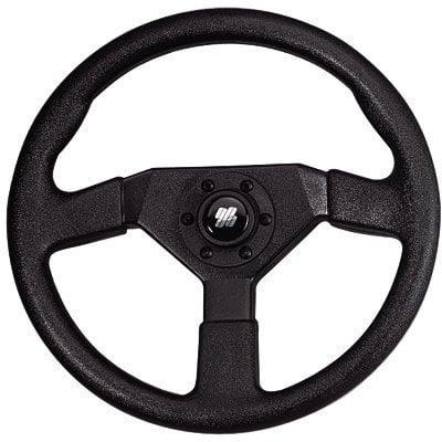 Ultraflex V38 Steering Wheel Black