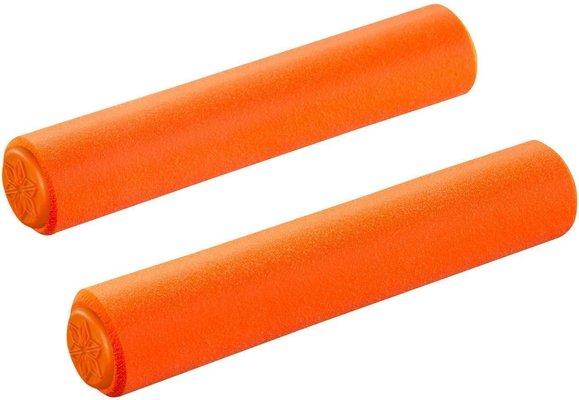 Supacaz Siliconez Neon Orange