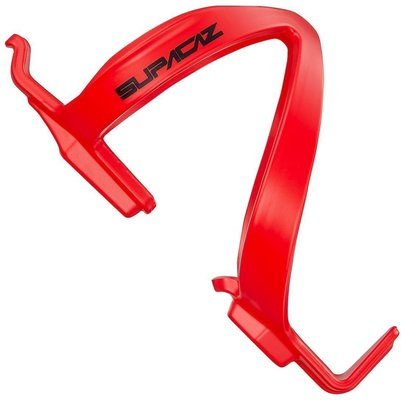 Supacaz Fly Cage Plastic Red