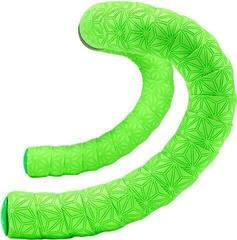 Supacaz Super Sticky Kush TruNeon - Neon Green w/Neon Green Plugs