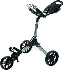 BagBoy Nitron Silver/Black Golf Trolley