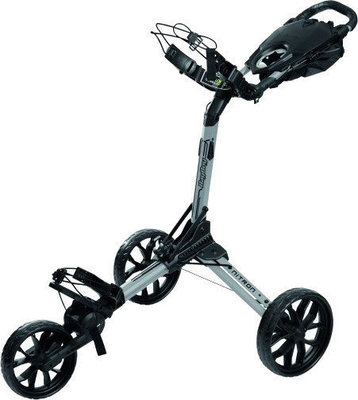 BagBoy Nitron Silver/Black Golf Trolley