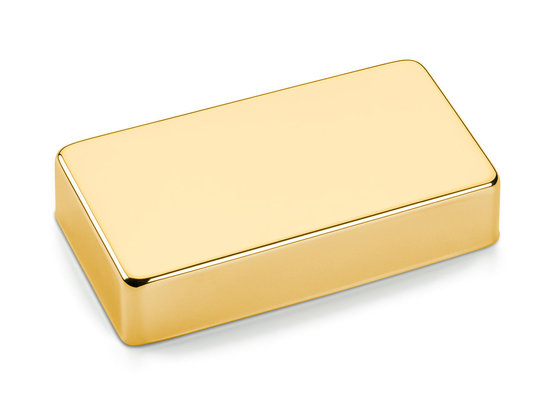 Schaller Pickup cover Closed Gold