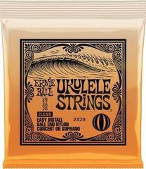 Ernie Ball 2329 Concert/Soprano Ukulele String Set